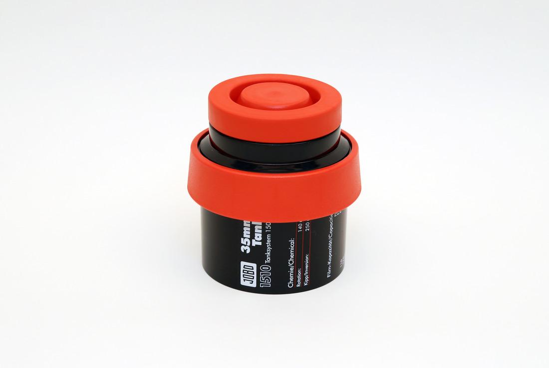 JOBO 1510 Filmentwicklungstank inkl. Spirale für 35mm Filme