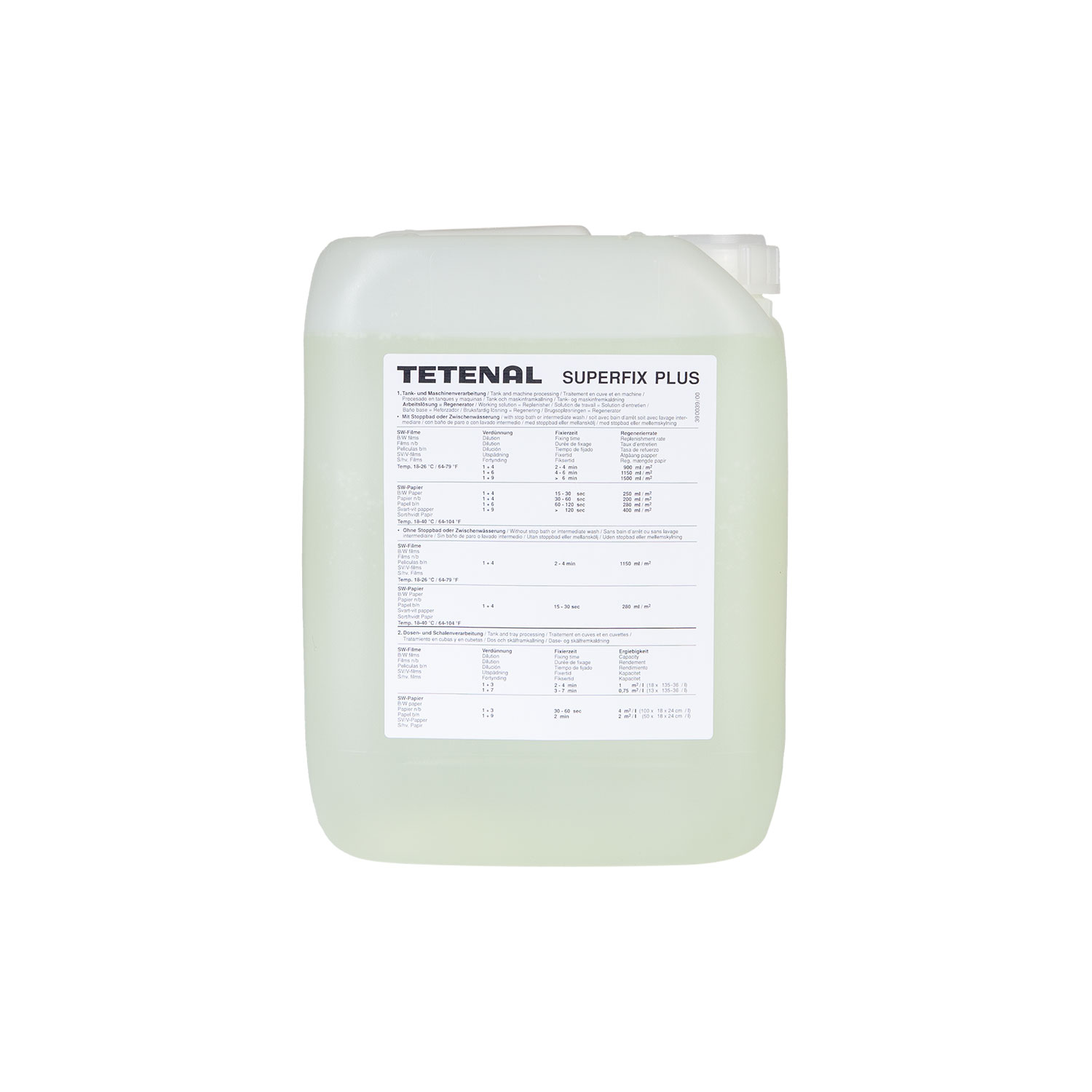 TETENAL Superfix Plus 5 Liter