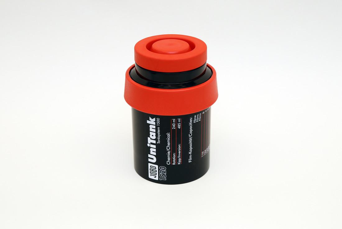 JOBO 1520 Filmentwicklungstank inkl. Spirale für 35mm Filme