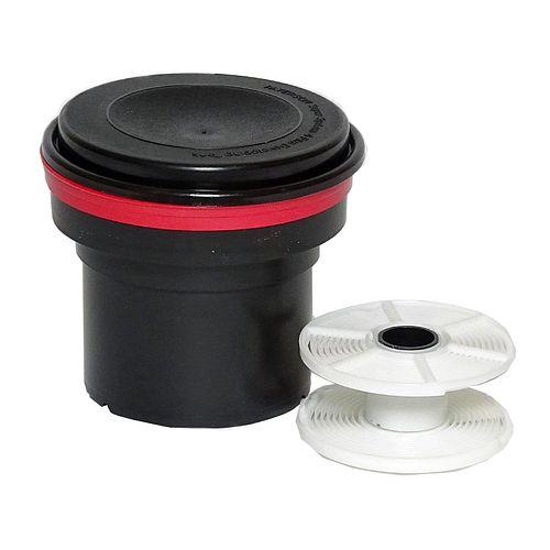 PATERSON Dose PTP 114 Super System 4 inkl. 1 Spirale für 1 Kleinbildfilm 35mm