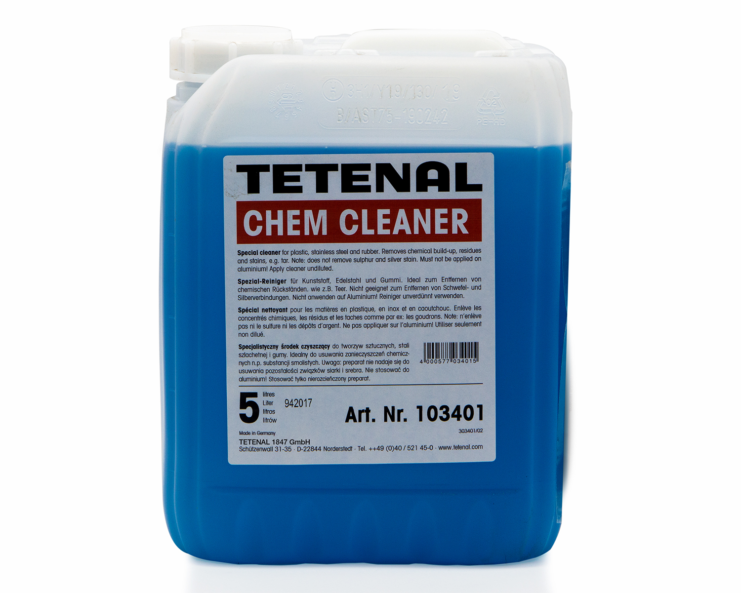 Chem Cleaner 5 l