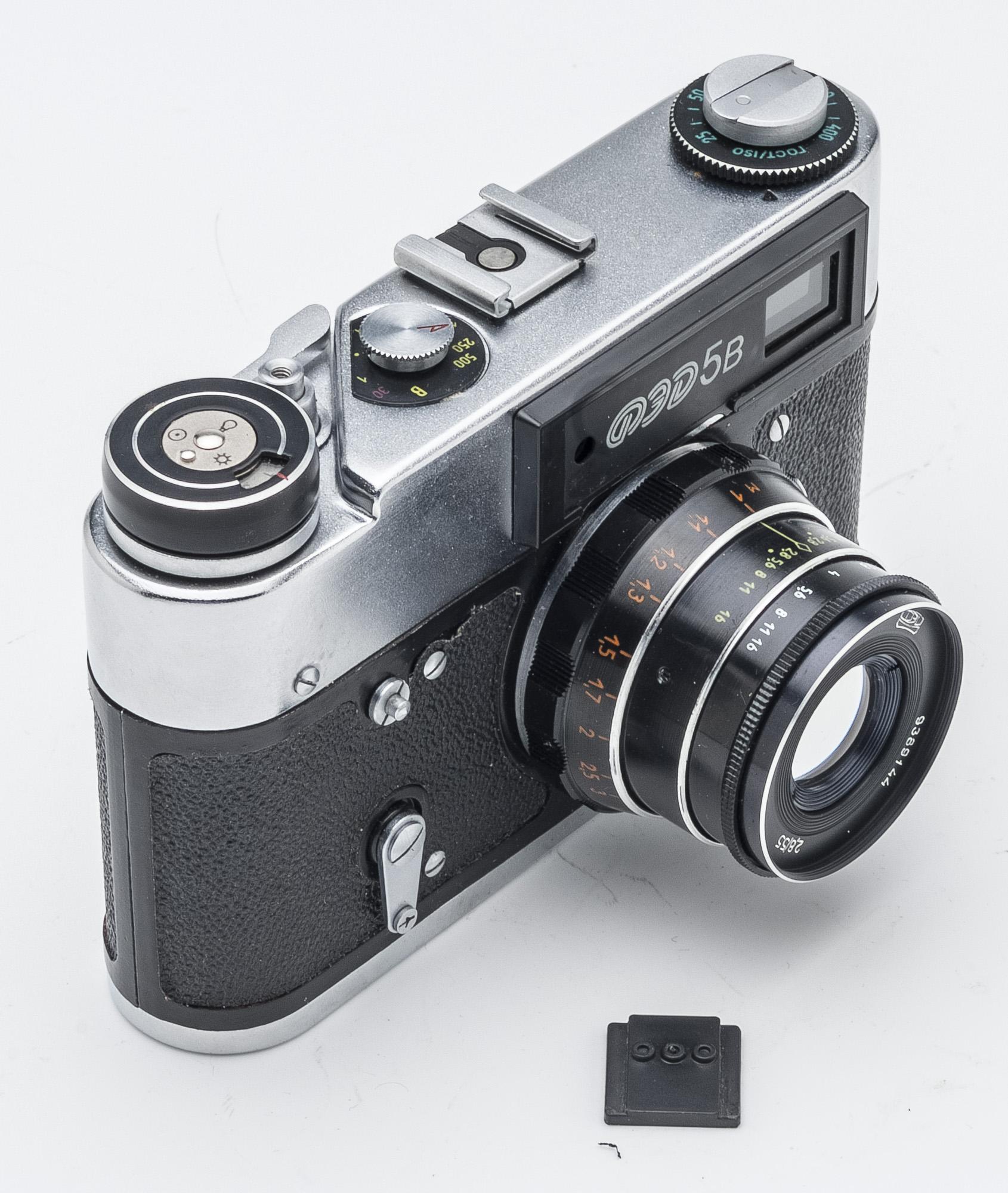 FED 5B FED5B FED-5B 55mm Optik Sucherkamera Kamera Gehäuse Body