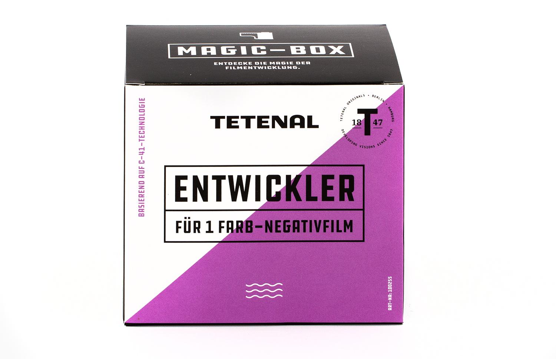 TETENAL Magic Box C-41 kit