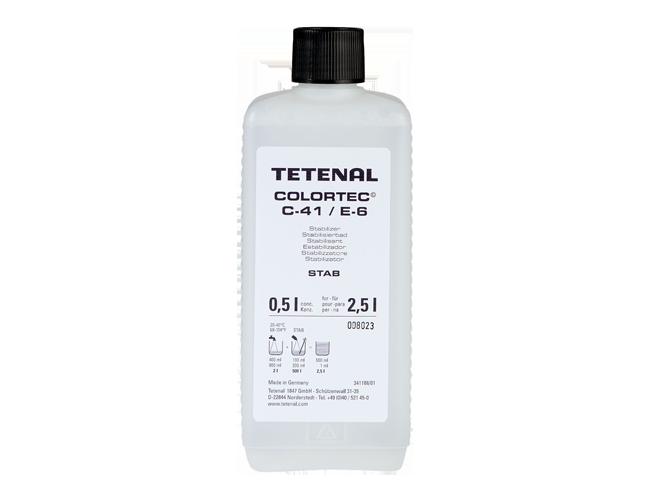TETENAL Colortec ® C-41 Kit für 2,5 l