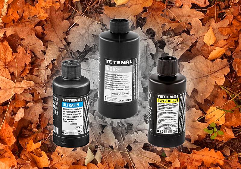 Herbst-Paket S/W Filmentwicklung