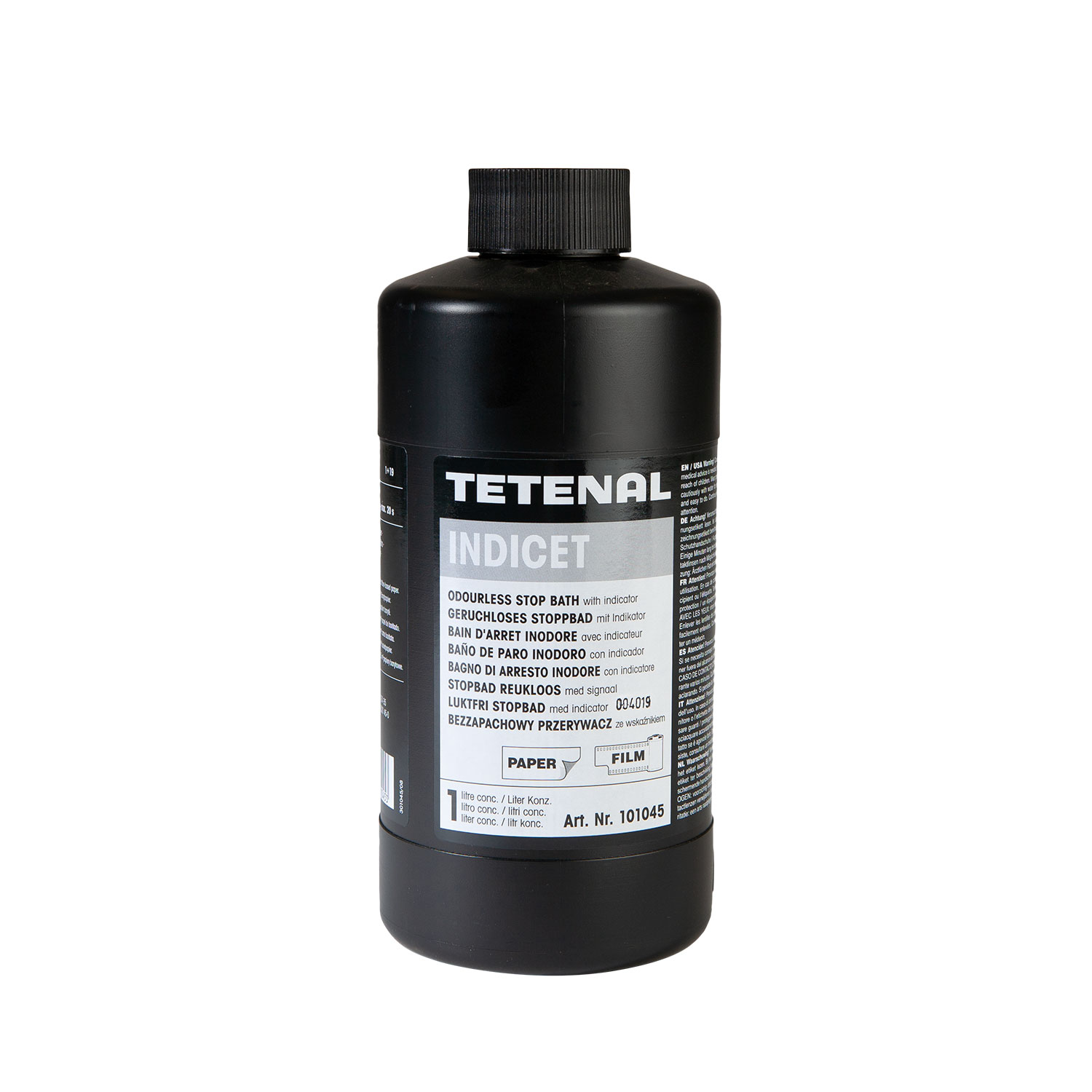 TETENAL Indicet stop bath with indicator